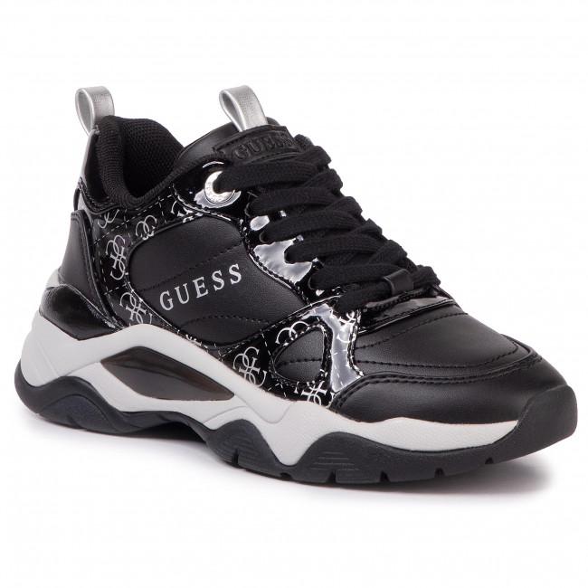guess shoes women black