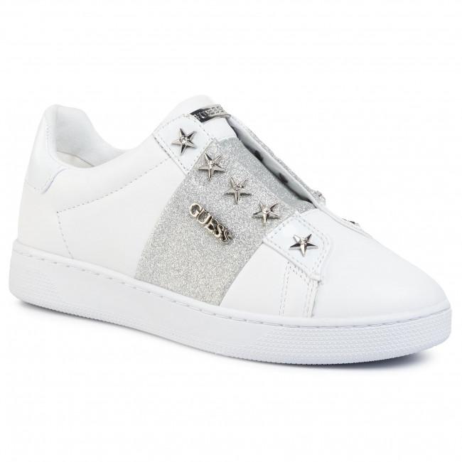 Arthur Ally Prescribe  Sneakers GUESS - Rush FL5RUS LEA12 WHITE - Sneakers - Low shoes - Women's  shoes   efootwear.eu