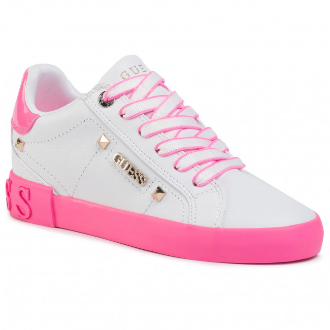 Sneakers GUESS - Puxly FL5PUX LEA12