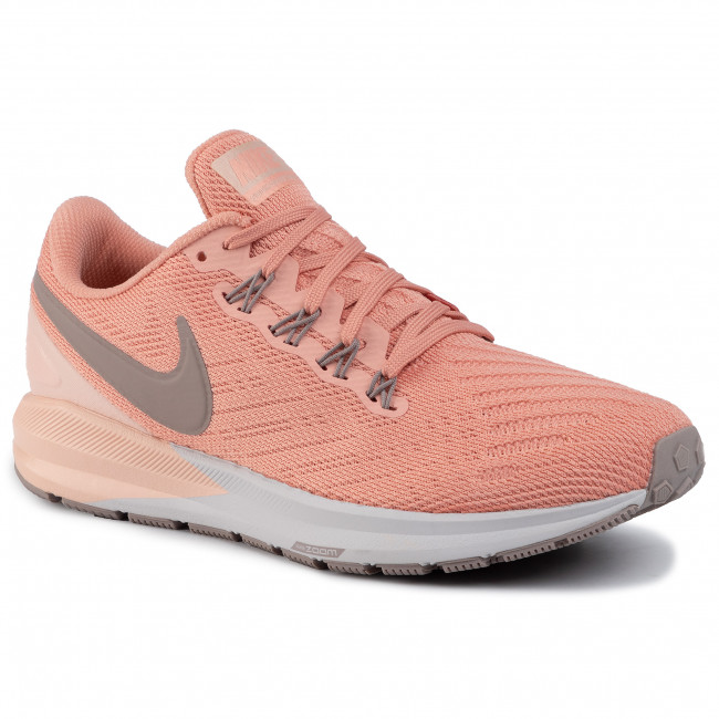 Shoes NIKE Air Zoom Structure 22 AA1640 601 Pink QuartzPumice
