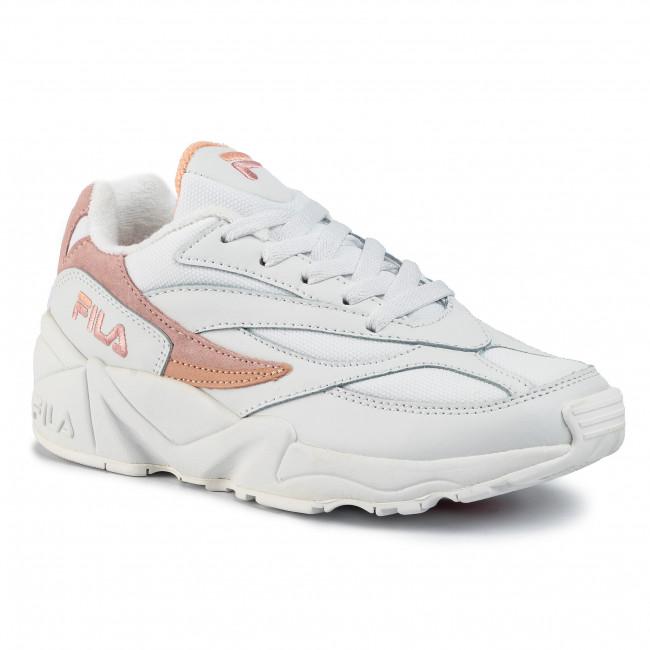 White/Salmon/Chalk Pink - Sneakers