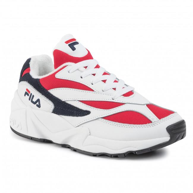 Sneakers FILA - 94 Low Wmn 1010291.150 White/Fila Navy/Fila Red