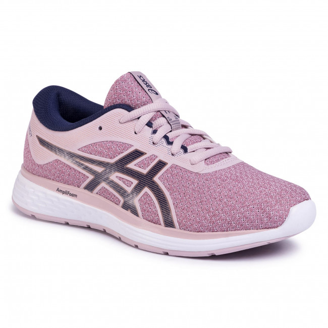 Asics Womens Patriot 11 Twist Running Shoes Trainers Sneakers Pink Sports