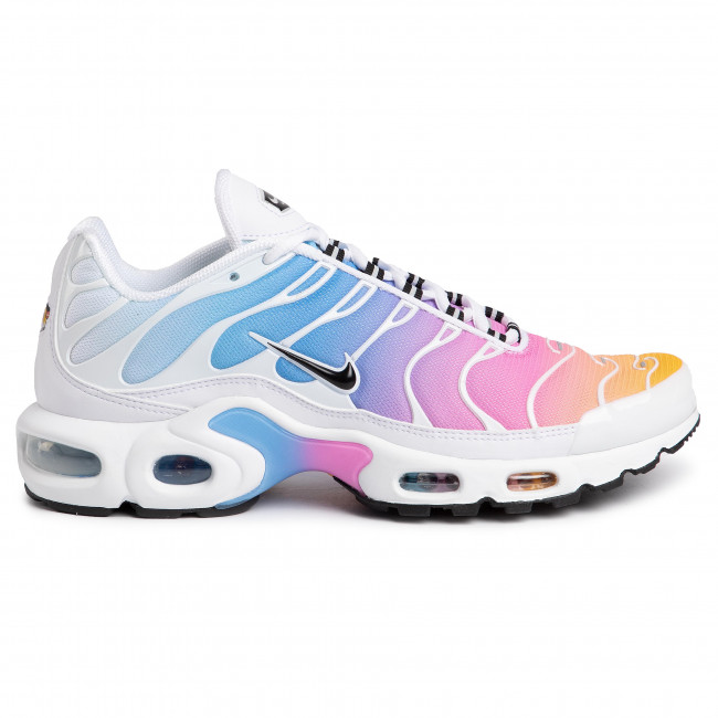 Shoes NIKE Air Max Plus 605112 115 WhiteBlackUniversity Blue