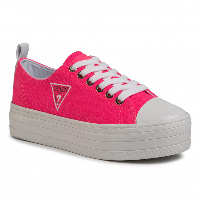 Sneakers GUESS - Brigs FL6BRS FAB12 FUXIA