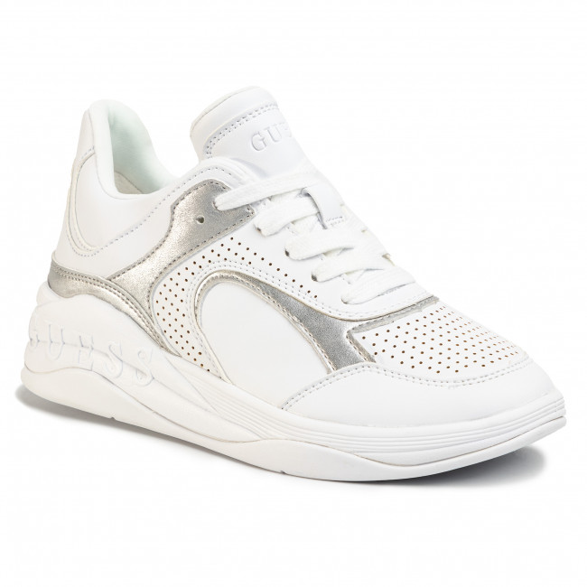 Sneakers GUESS - Saucey5 FL6SA5 ELE12  WHISI