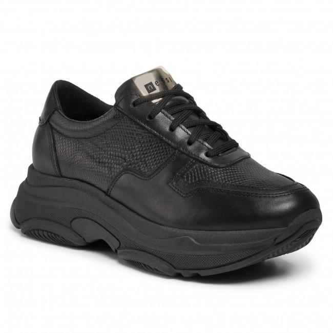 Sneakers NESSI - 19001 Czarny/Rio