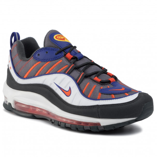 Nike Air Max 98 Team Orange (Multi) 640744 012