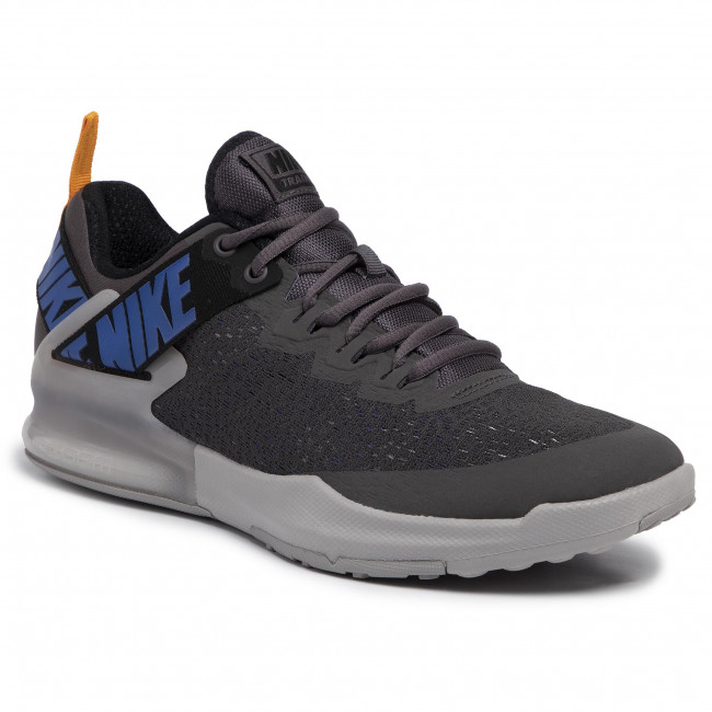 uk availability unique design new images of Shoes NIKE - Zoom Domination Tr 2 AO4403 005 Thunder Grey/Game Royal