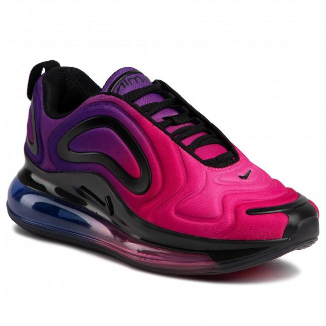 partícula Firmar por favor no lo hagas  Shoes NIKE - W Air Max 720 AR9293 500 Hyper Grape/Black/Hyper Pink -  Sneakers - Low shoes - Women's shoes | efootwear.eu