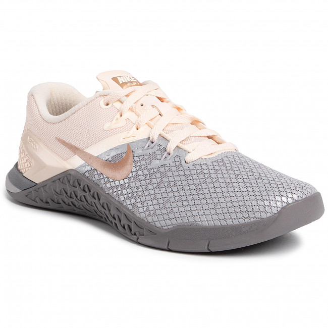 tierra enlace Silla  Shoes NIKE - Metcon 4 Xd Mtlc AV2252 001 Atmosphere Grey - Fitness - Sports  shoes - Women's shoes | efootwear.eu