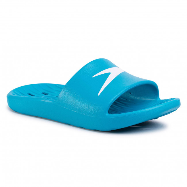 Slides SPEEDO - Slides One Piece Ju 8-12231D611 Blue/White