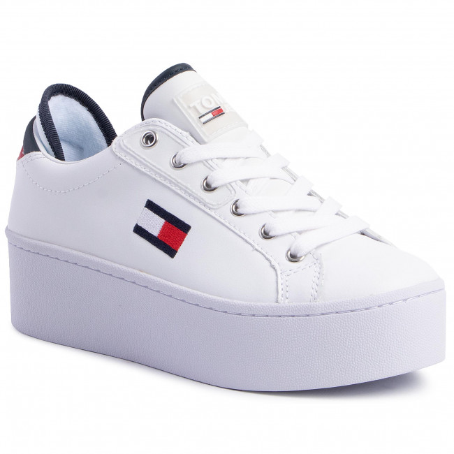 Sneakers TOMMY JEANS - Flatform Tommy