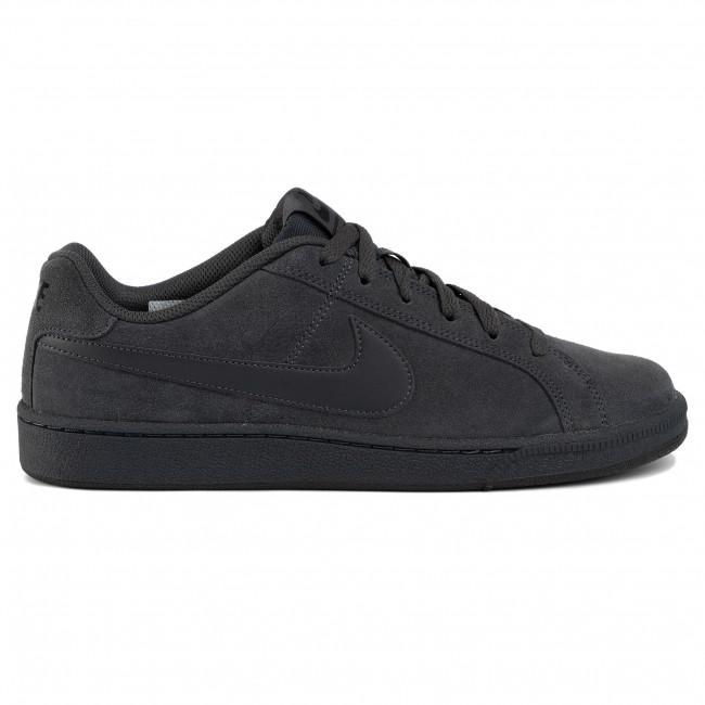 Schuhe NIKE Court Royale Suede 819802 011 BlackWhite