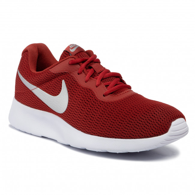 Shoes NIKE - Tanjun AQ7154 601 Dune Red/Metallic Silver/White
