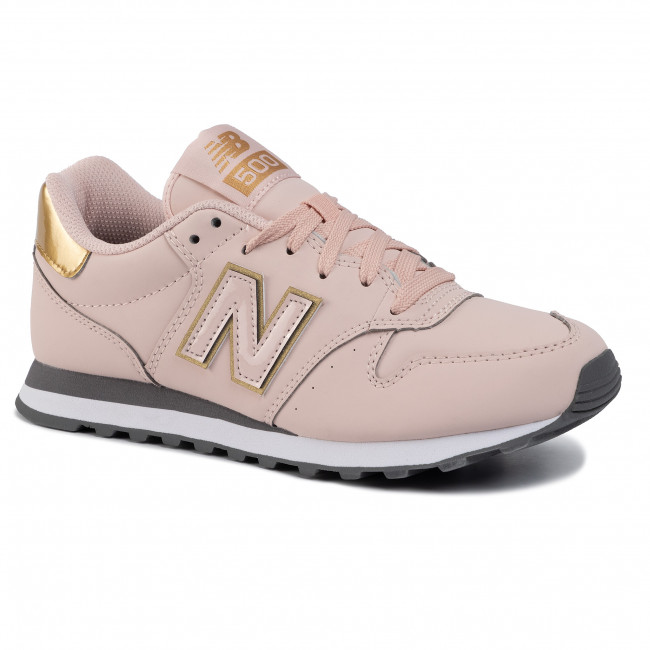 balcón Sombra pétalo  Sneakers NEW BALANCE - GW500HGR Pink - Sneakers - Low shoes - Women's shoes  | efootwear.eu