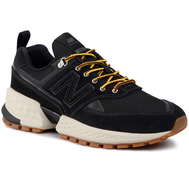 Sneakers NEW BALANCE MS574ARB Black
