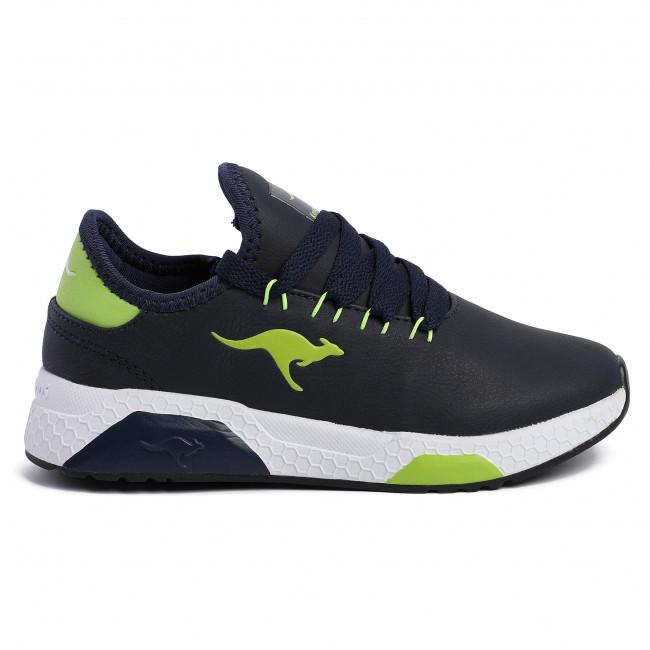 Sneakers KANGAROOS Kadee Race 18225 000 4054 Dk NavyLime