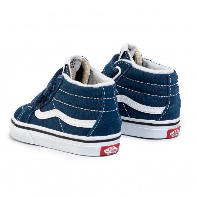 Sneakers VANS Sk8 Mid Reissue V VN0A348JT2S1 Gibraltar SeaTrue White