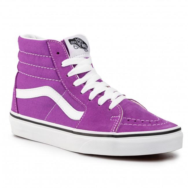 Name brand! Plum colored Van sneakers!