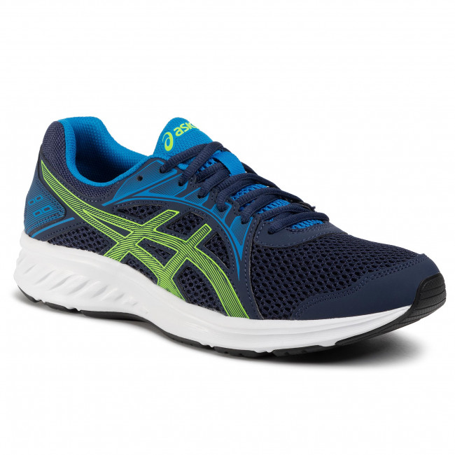 asics women's jolt walking shoes green