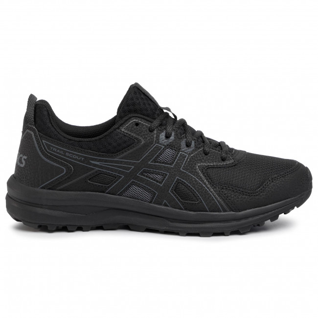 Shoes ASICS - Trail Scout 1011A663 Black/Carrier Grey 001