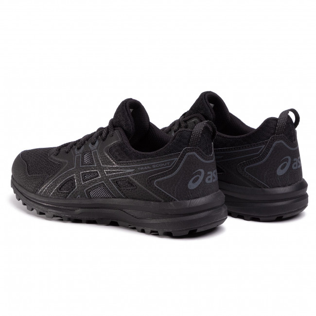 Shoes ASICS Trail Scout 1012A566 BlackCarrier Grey 001