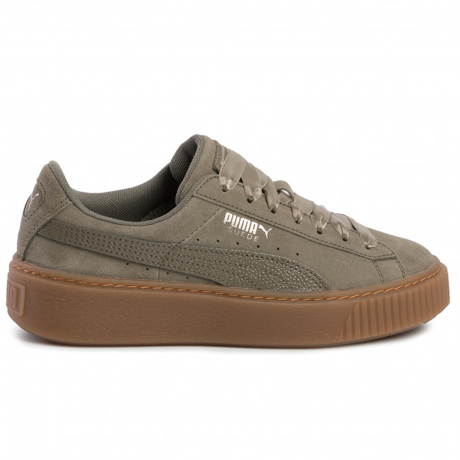 Sneakers PUMA Suede Platform Bubble Wn's 366439 03 Bungee