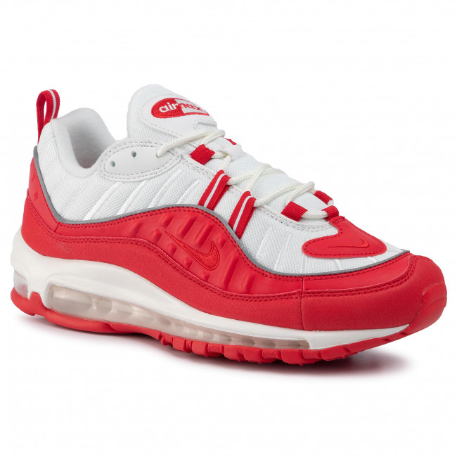 Shoes NIKE Air Max 98 640744 602 University RedUniversity Red