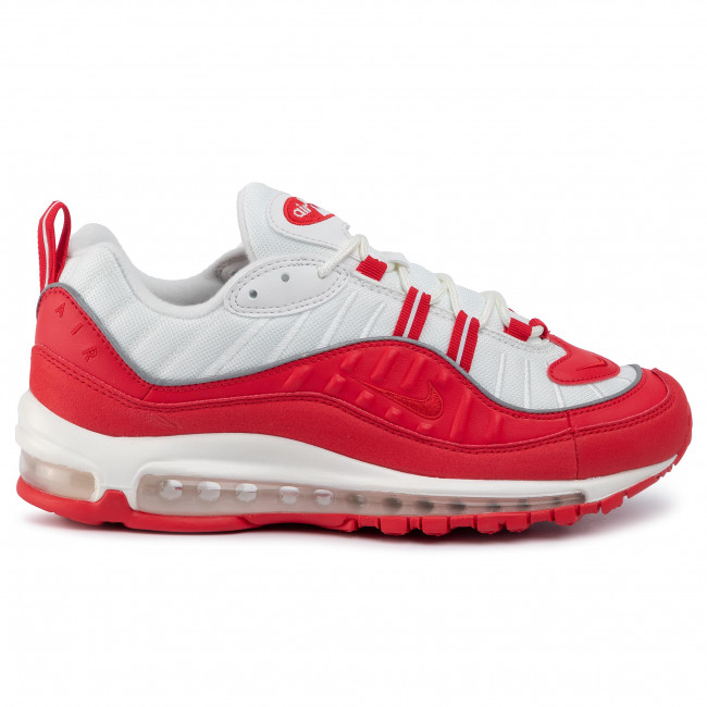 Críticamente moneda También  Shoes NIKE - Air Max 98 640744 602 University Red/University Red - Sneakers  - Low shoes - Men's shoes | efootwear.eu