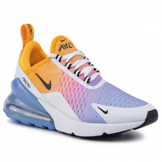 Shoes NIKE Air Max 270 AH6789 702 University GoldBlack