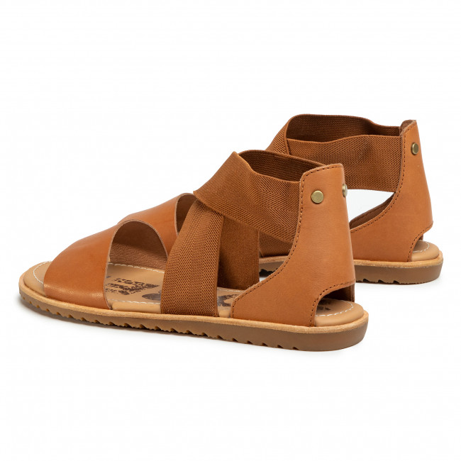 Sandals SOREL Ella Sandal NL3201 Camel BrownMarron Chameau