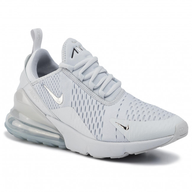 Extraer frecuencia misericordia  Shoes NIKE - Air Max 270 CI2671 002 Pure Platinum/Chrome Black - Sneakers -  Low shoes - Men's shoes | efootwear.eu