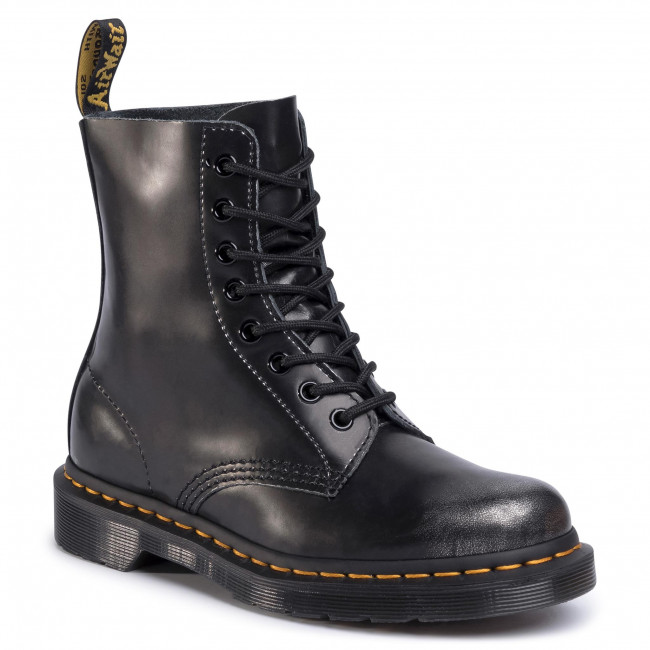 On Sale Online Metallic New Men Leather Gold & Silver High