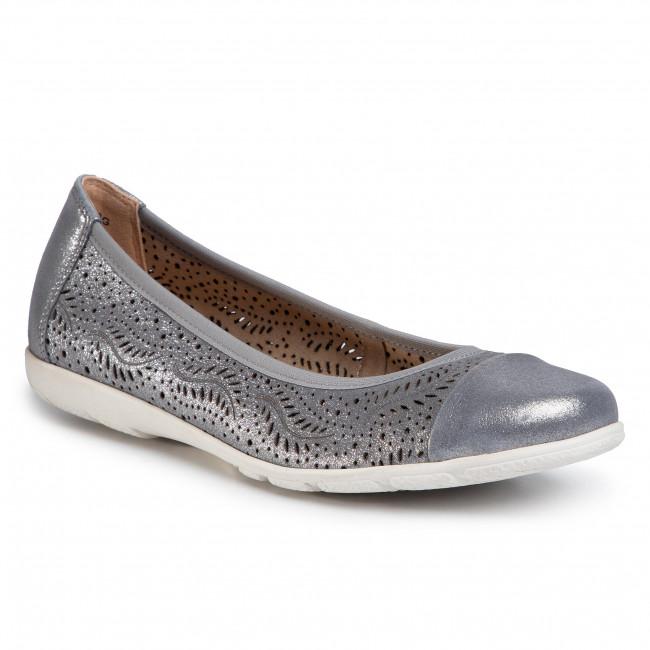 Shoes CAPRICE - 9-22171-24 Jeans Metallic 897