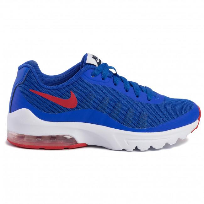 Shoes NIKE - Air Max Invigor (Gs) 749572 401 Rcr Bl/Unvrsty Rd/Obsdn/White