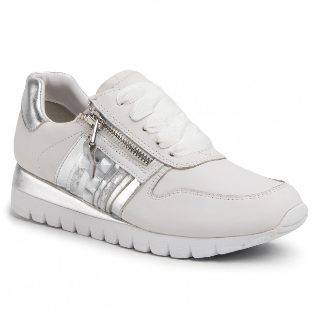 Sneakers CAPRICE 9 23701 24 WhiteSilver 191