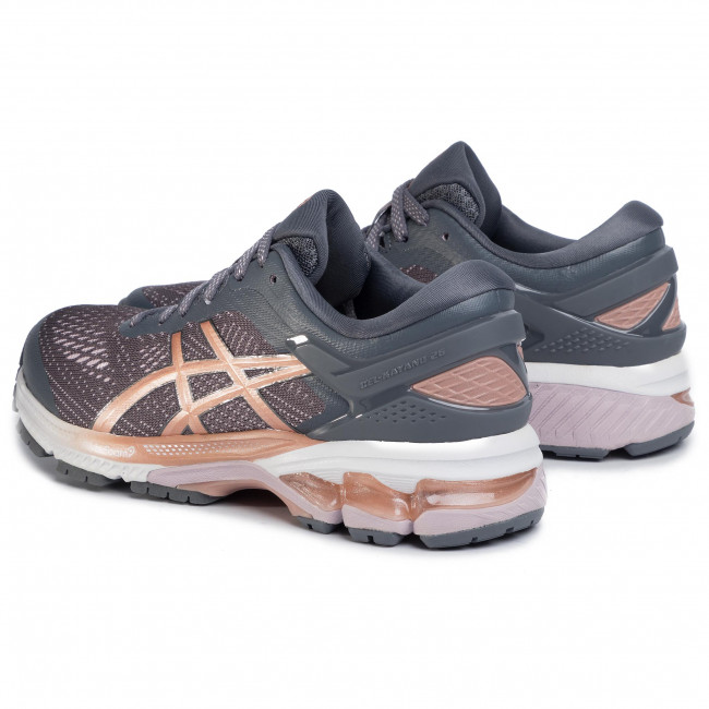 Shoes ASICS Gel Kayano 26 1012A457 MetropolisRose Gold 002