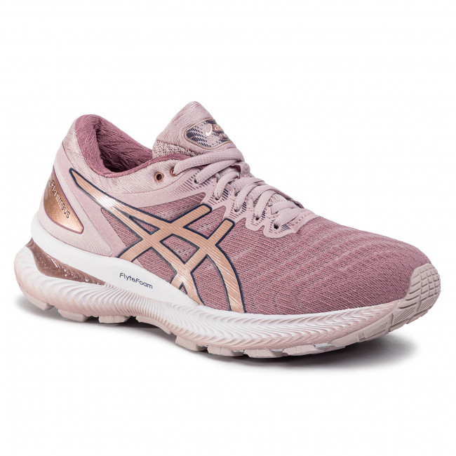 Shoes ASICS Gel Nimbus 22 1012A487 Watershed RoseRose Gold 702