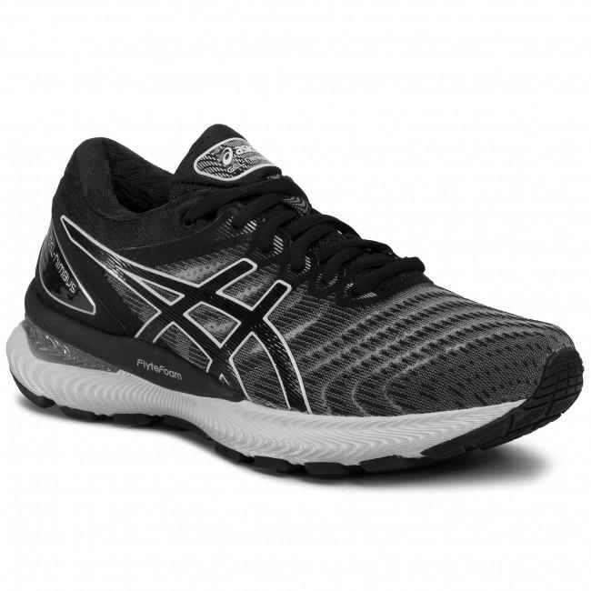 Shoes ASICS Gel NImbus 22 1012A587 WhiteBlack 100