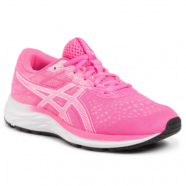 Shoes ASICS Gel Excite 7 GS 1014A084 Hot PinkWhite 700