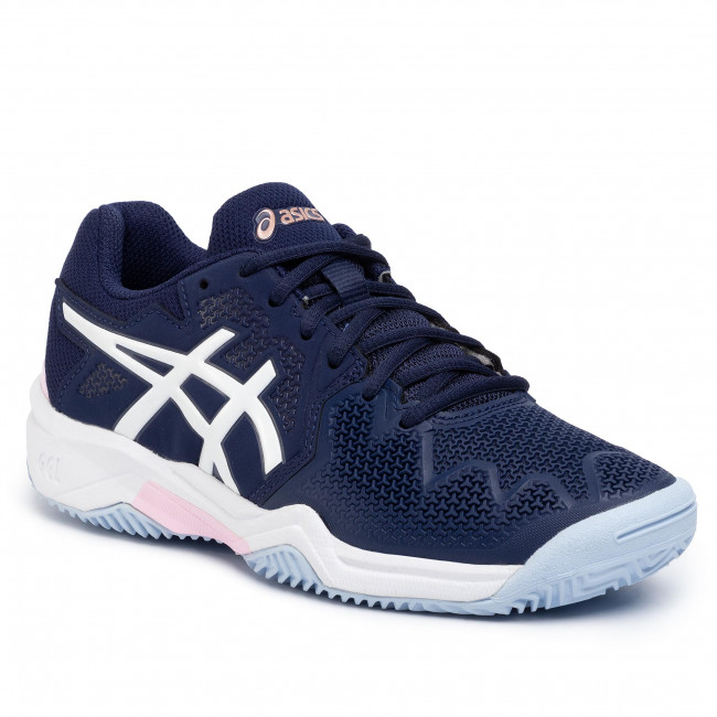 Shoes ASICS - Gel-Resolution 8 Clay Gs 1044A019 Peacoat/Cotton Candy 401