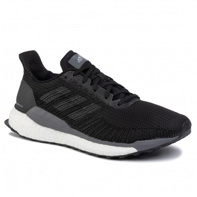 Shoes adidas Solar Boost 19 W F34086 CblackCarbonGrefiv
