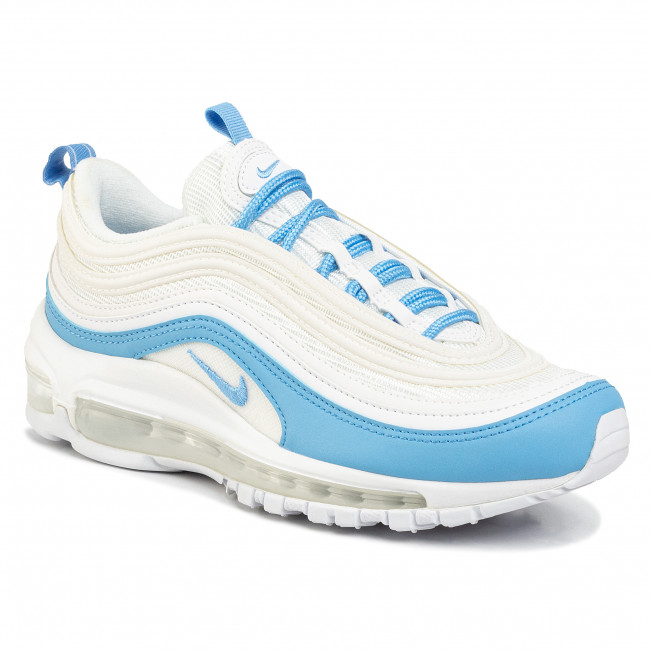 NIKE AIR MAX 97 Ess WhiteUniversity Blue Sneakers Scarpe