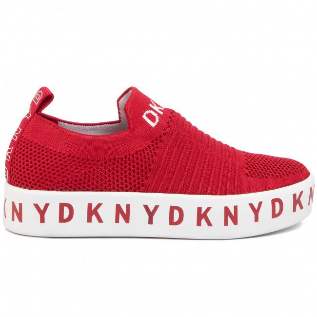 Sneakers DKNY - Brea K4941337 Knit Red