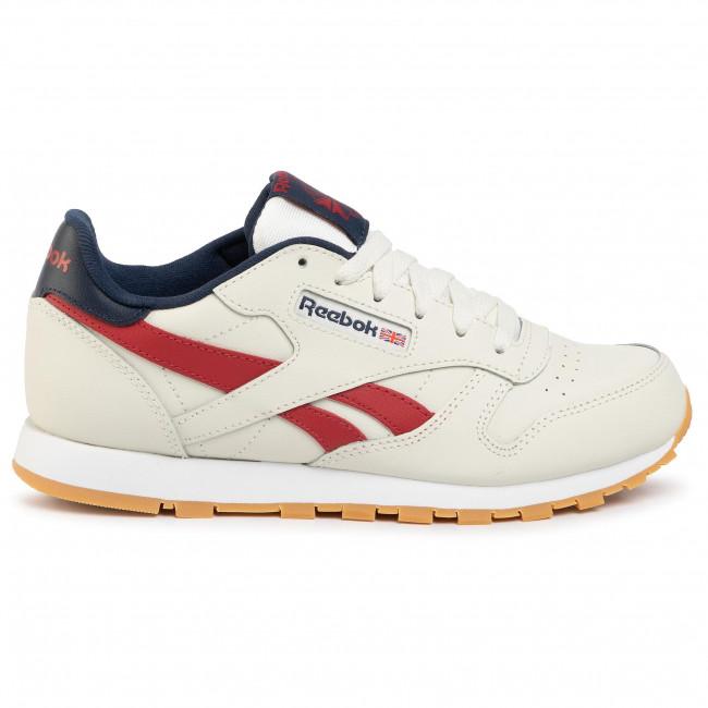 Shoes Reebok Classic Leather DV9550 ChalkPower RedNavy