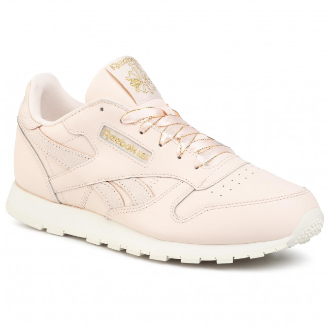 Shoes Reebok Classic Leather DV9630 Pale PinkChalkGold