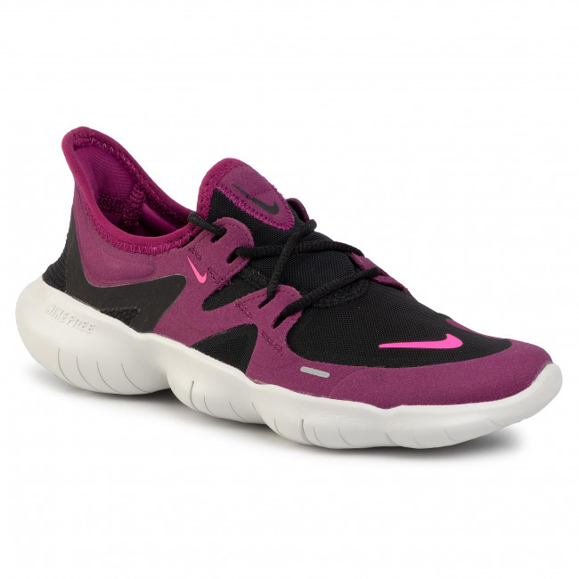 Shoes NIKE Free Rn 5.0 AQ1316 007 BlackPink BlastTrue Berry