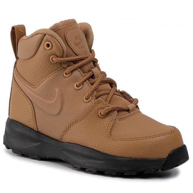 Shoes NIKE Manoa Ltr (Ps) BQ5373 700 WheatWheatBlack