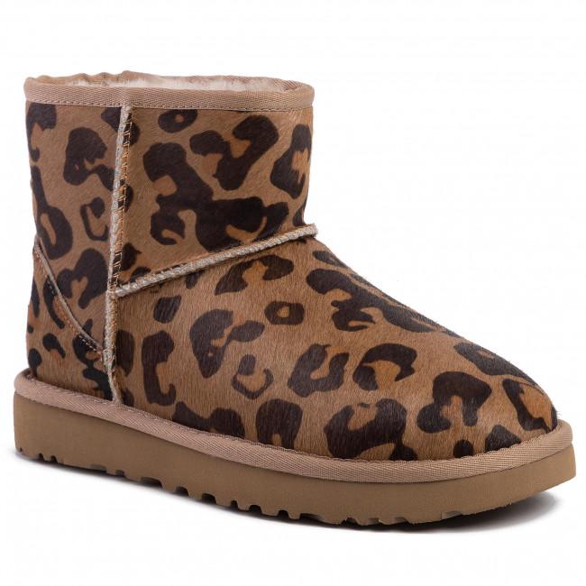 Shoes UGG - W Classic Mini II Leopard